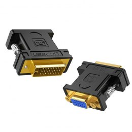 Adapter DVI - VGA UGREEN 20122 (czarny)