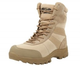 Buty Checkpoint Outdoor 8'' Zamsz Desert Tan (466 _ _)