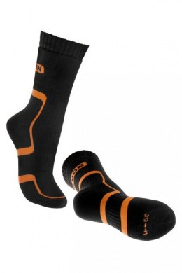 Skarpety trekkingowe Bennon Trek Black-Orange (D21001)